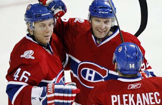 Canadiens Cut It Close Against Basement-Dwellers