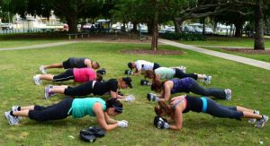 fitness boot camp toronto